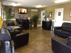 Danny's Automotive | Customer Waiting Area